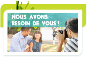 Shooting photo : <br> appel à participation des habitants