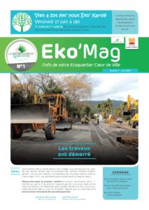 Ekomag n°1